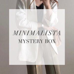 MINIMALISTA mystery box